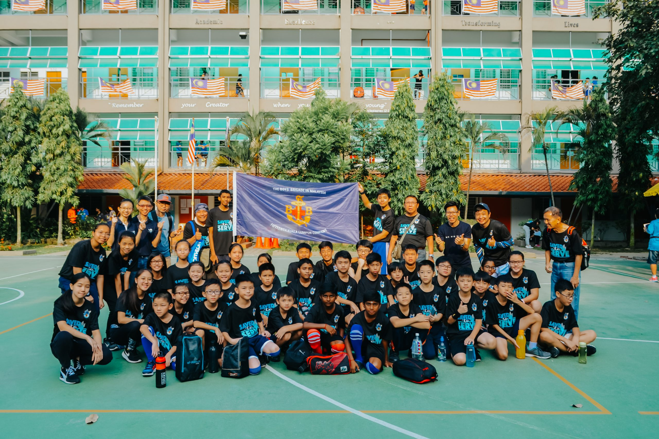 Boys' Brigade KUL Games 2019